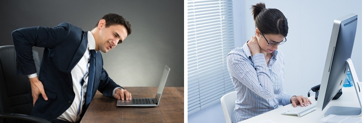 Миофасциальный болевой синдром у офисных работников
